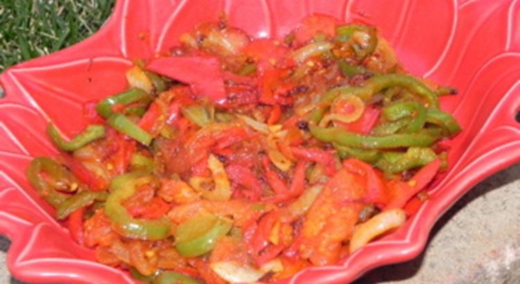 Fricass e de l gumes la plancha grilladeur for Legumes a la plancha