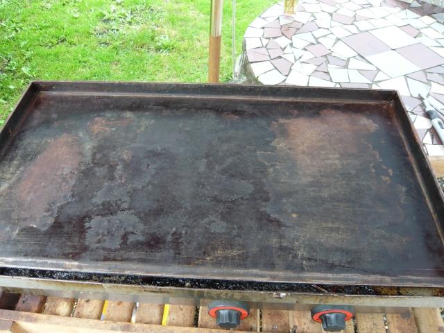 Plancha gaz rouille top plancha - Produit pour enlever la rouille sur le fer ...