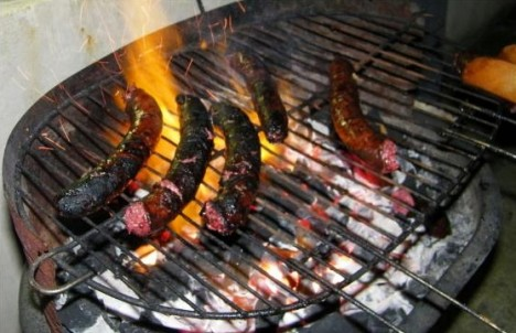 Attention à bien maitriser ses flammes lors de la cuisson au barbecue